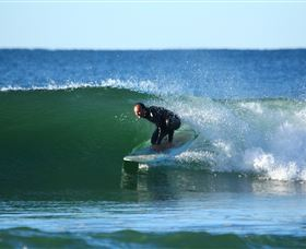 Surfaris Surf Camp - Accommodation Batemans Bay
