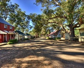 The Australiana Pioneer Village Ltd - Accommodation Batemans Bay
