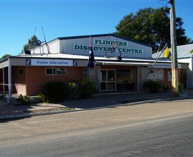 Flinders Discovery Centre - Accommodation Batemans Bay