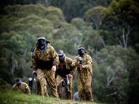 Paintball Sports - Accommodation Batemans Bay