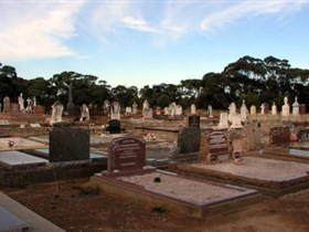 Langhorne Creek Cemetery - Accommodation Batemans Bay