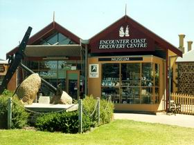 Encounter Coast Discovery Centre and The Old Customs and Station Masters House - Accommodation Batemans Bay