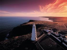 Cape Willoughby Lightstation - Cape Willoughby Conservation Park - Accommodation Batemans Bay