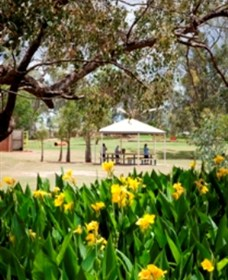 Charleville - Graham Andrews Parklands - Accommodation Batemans Bay