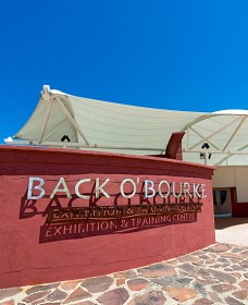 Back O Bourke Exhibition Centre - Accommodation Batemans Bay