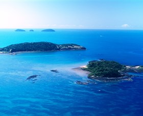 Barnard Island Group National Park - Accommodation Batemans Bay