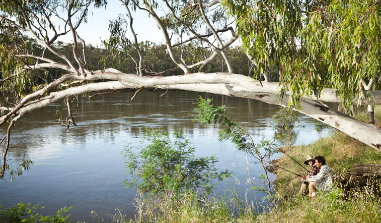 Murray Valley National Park - Accommodation Batemans Bay
