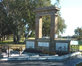 Memorial Park and Garden - Accommodation Batemans Bay