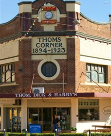Thom Dick and Harrys - Accommodation Batemans Bay
