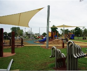 Livvi's Place Playground - Accommodation Batemans Bay
