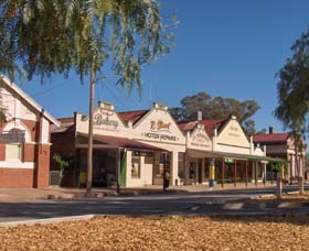 Ariah Park 1920s Heritage Village - Accommodation Batemans Bay