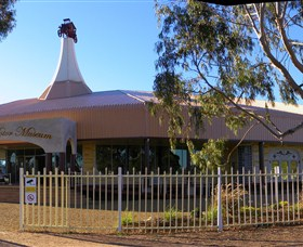 McFeeters Motor Museum and Visitor Information Centre - Accommodation Batemans Bay