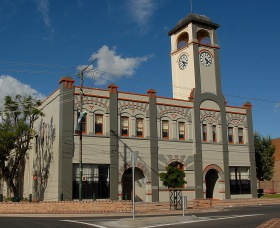 Gunnedah Cultural Precinct - Accommodation Batemans Bay