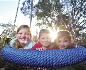 Oddies Creek Playspace - Accommodation Batemans Bay