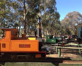 Mudgee Miniature Railway - Accommodation Batemans Bay