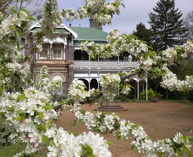 Saumarez Homestead - Accommodation Batemans Bay