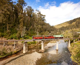 Walhalla Goldfields Railway - Accommodation Batemans Bay