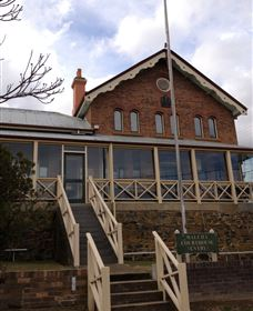 Historic Buildings Walking Tour - Accommodation Batemans Bay