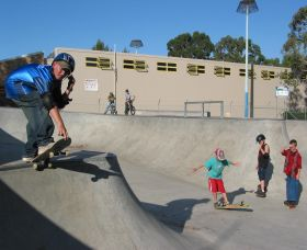 Goulburn Skate Park - Accommodation Batemans Bay