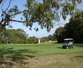 Leongatha Golf Club - Accommodation Batemans Bay