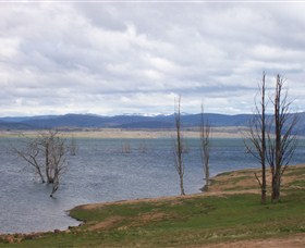 Lake Eucumbene - Accommodation Batemans Bay