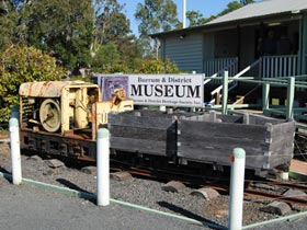 Burrum and District Mining Museum - Accommodation Batemans Bay