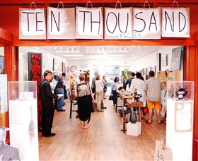 Ten Thousand Paces Gallery - Accommodation Batemans Bay