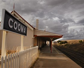 Cooma Monaro Railway - Accommodation Batemans Bay