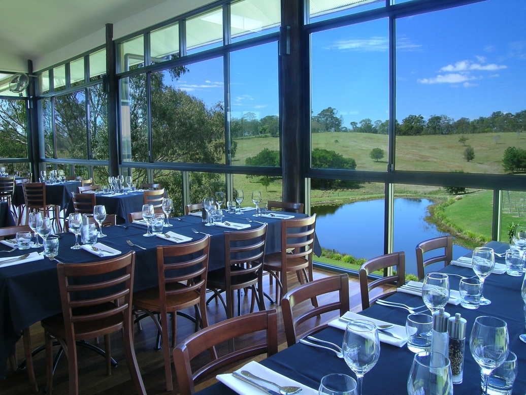 Ocean View Estates Winery and Restaurant - Accommodation Batemans Bay
