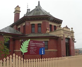 Yarram Courthouse Gallery Inc - Accommodation Batemans Bay