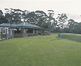 Yarram Golf Club - Accommodation Batemans Bay