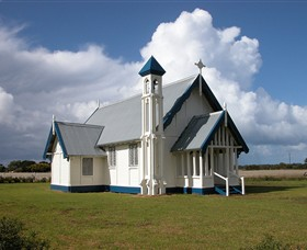 Tarraville Church - Accommodation Batemans Bay