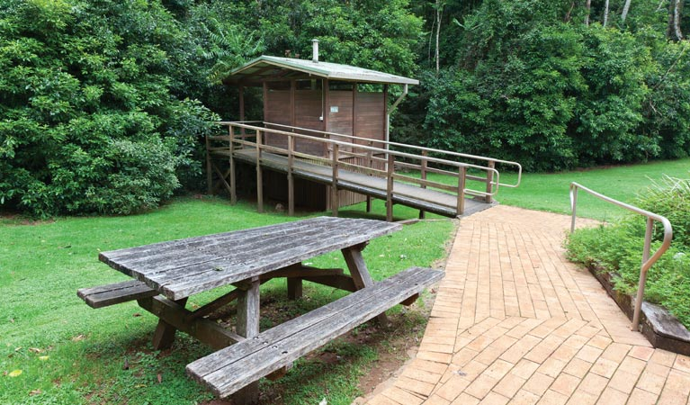 The Glade picnic area - Accommodation Batemans Bay