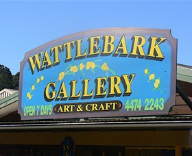 Wattlebark Gallery - Batemans Bay Arts and Crafts Society - Accommodation Batemans Bay