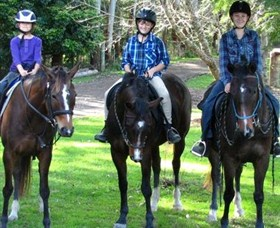 Kings Creek Saddle Club - Accommodation Batemans Bay