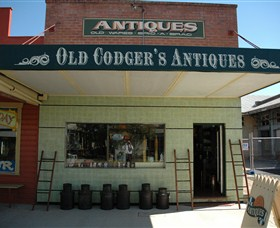 Old Codgers Antiques - Accommodation Batemans Bay