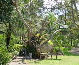 Mondrook Garden Cafe Gallery and Function Centre - Accommodation Batemans Bay