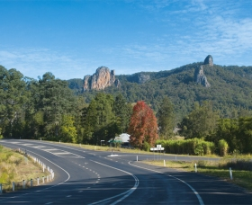 Nimbin Rocks - Accommodation Batemans Bay