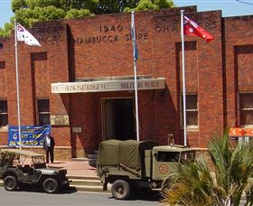 Frank Partridge VC Military Museum - Accommodation Batemans Bay