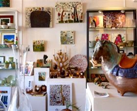 Art Aspects Gallery - Accommodation Batemans Bay