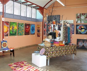 Dunghutti Ngaku Aboriginal Art Gallery - Accommodation Batemans Bay