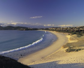 Forster Town Beach - Accommodation Batemans Bay