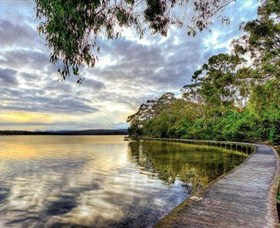 Merimbula Boardwalk - Accommodation Batemans Bay