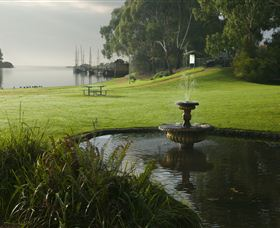 Richard Gutteridge Gardens - Accommodation Batemans Bay