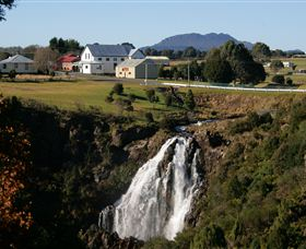 Waratah Falls - Accommodation Batemans Bay