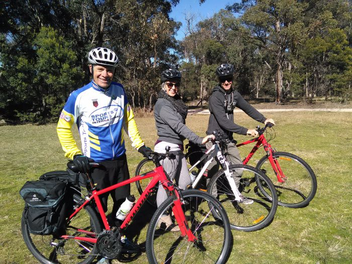 Granite Belt Bicycle Tours and Hire - Accommodation Batemans Bay