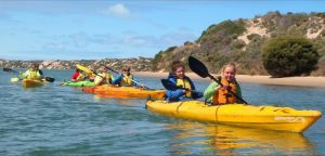 Canoe the Coorong - Accommodation Batemans Bay