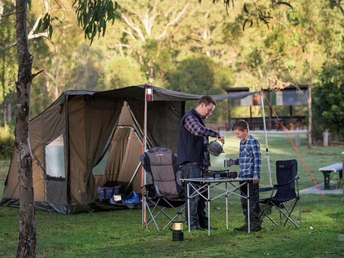 Hardings Paddock Campground - Accommodation Batemans Bay