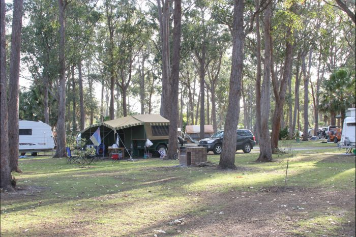 Darlington Beach NRMA Holiday Park - Accommodation Batemans Bay
