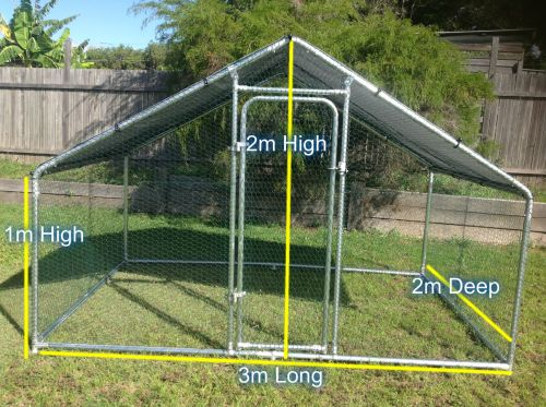 Maryriver Cages For Chickens Dogs Poultry - Accommodation Batemans Bay